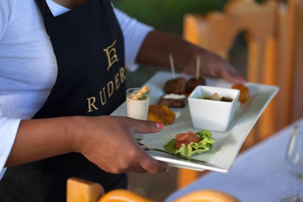 Rudera Wines - Food and wine pairing