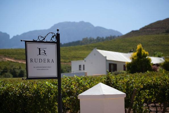 Rudera Wines - Jonkershoek Valley Stellenbosch