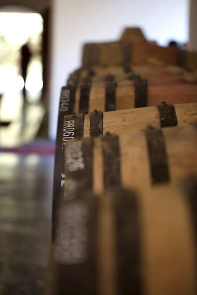 Rudera Wines - Oak barrel ageing